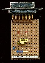 Joystick plocica - gotova - gore