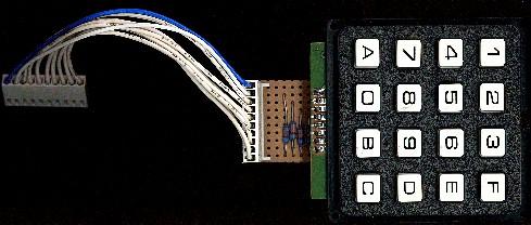 keypad - keypad